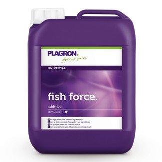 Plagron Fish Force, růstové hnojivo objem: 5 l