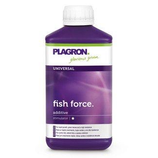 Plagron Fish Force, růstové hnojivo objem: 500 ml
