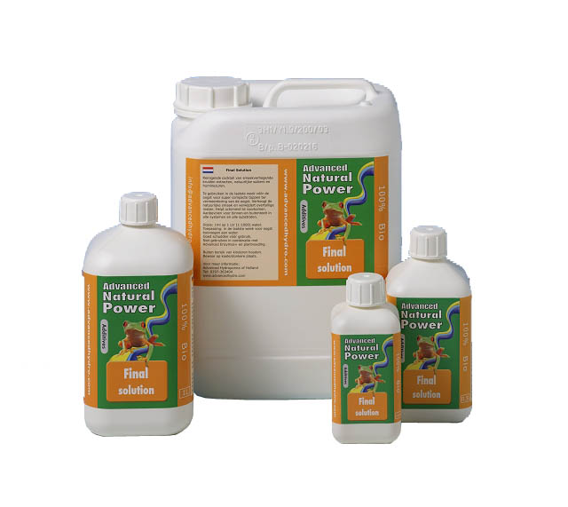 Advanced Natural Power Final Solution objem: 250 ml