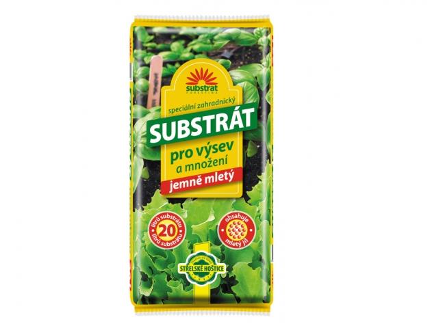 Substrát FORESTINA pro výsev a množení rostlin obsah: 20l