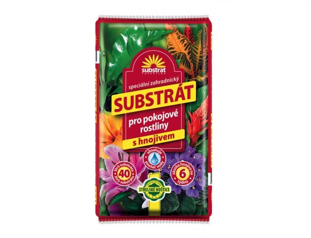 Substrát FORESTINA pro pokojové rostliny obsah: 40l