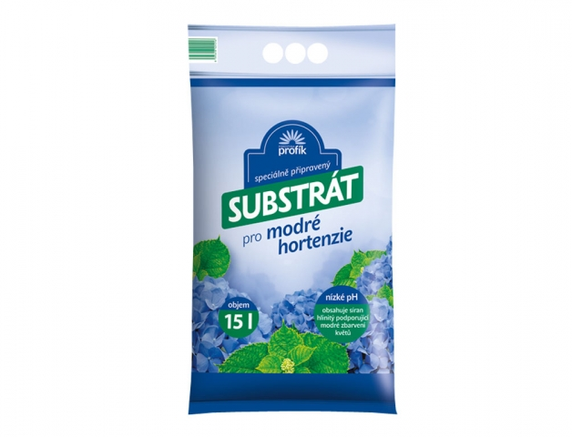 Substrát FORESTINA PROFÍK pro modré hortenzie 15l