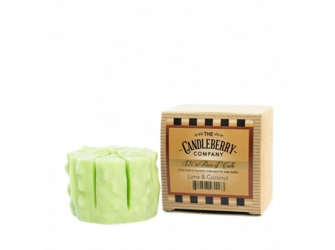 vonny vosk lime & coconut candleberry