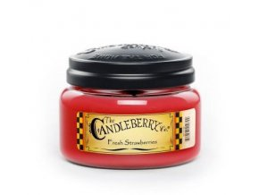 mala vonna svicka fresh strawberries candleberry