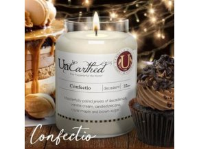 Candleberry Unearthed Confectio 624g