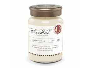 scented candle Apple Vin Brule premium large jar scented candle 1024x1024@2x
