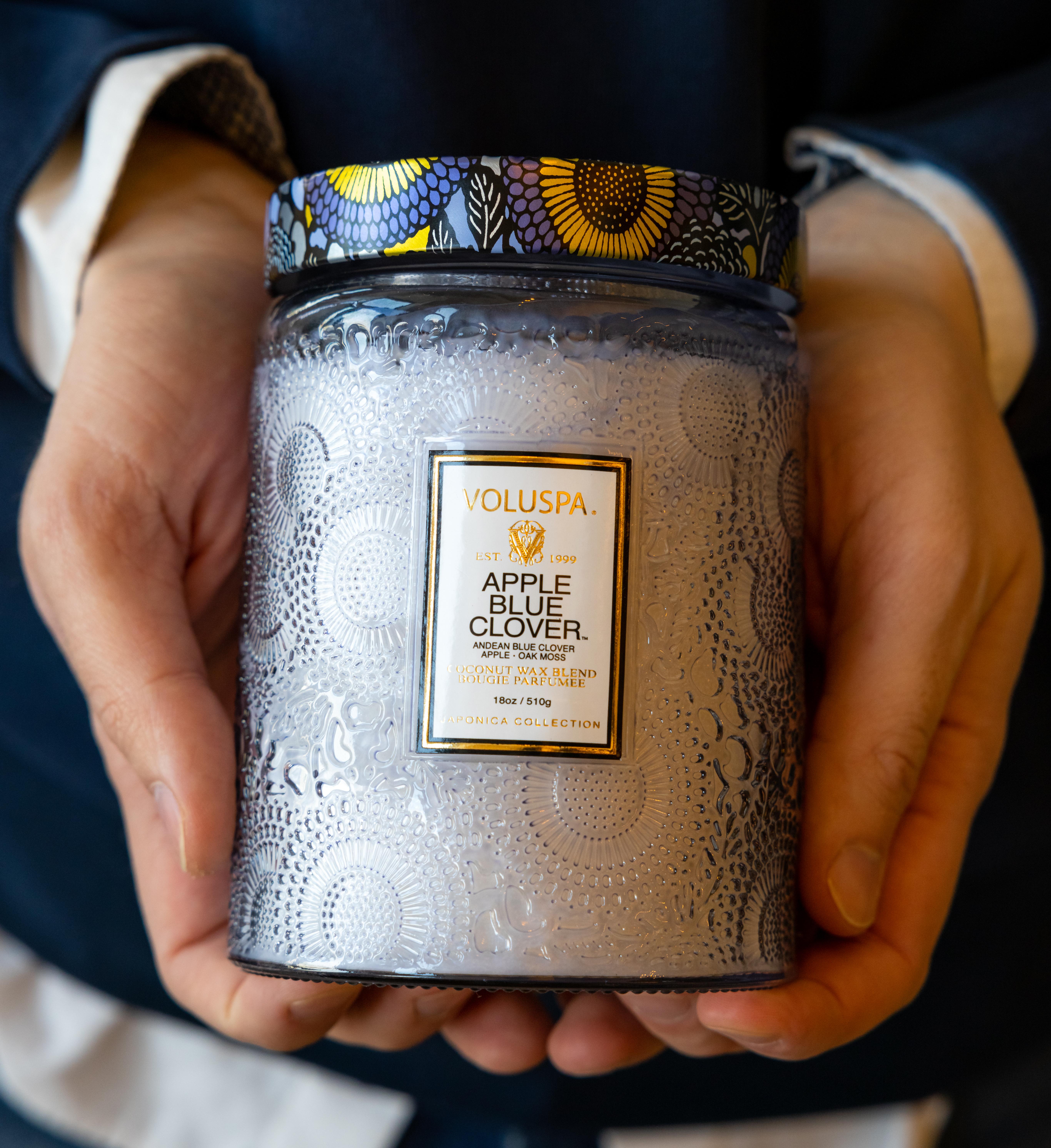 Víte jak voní andský modrý jetel?
