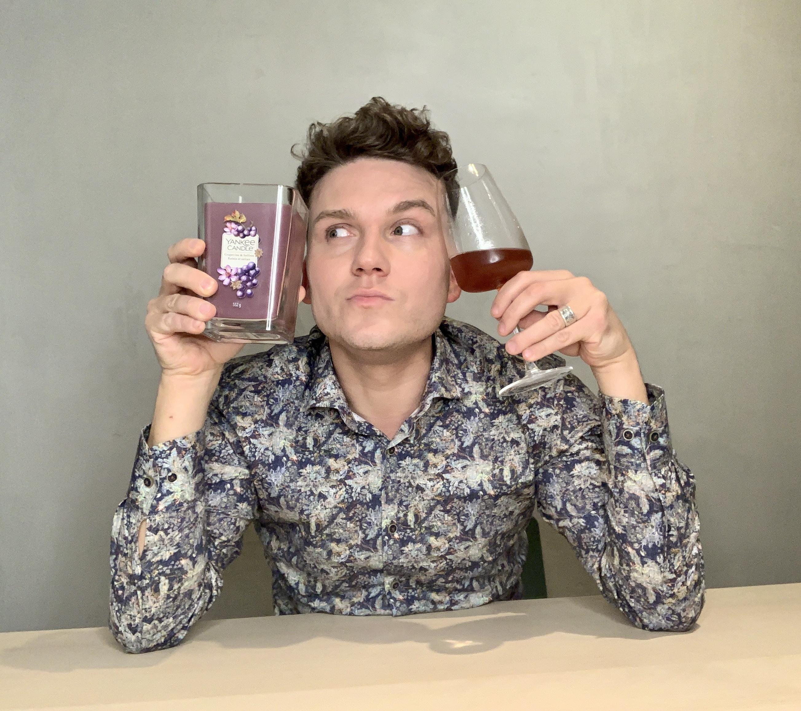 Vypiju víno ve svíčce? Podzimní novinky 2021 Yankee Candle Elevation + moje 2 tajné tipy