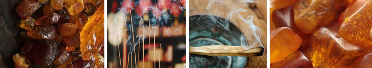 Amber and Incense