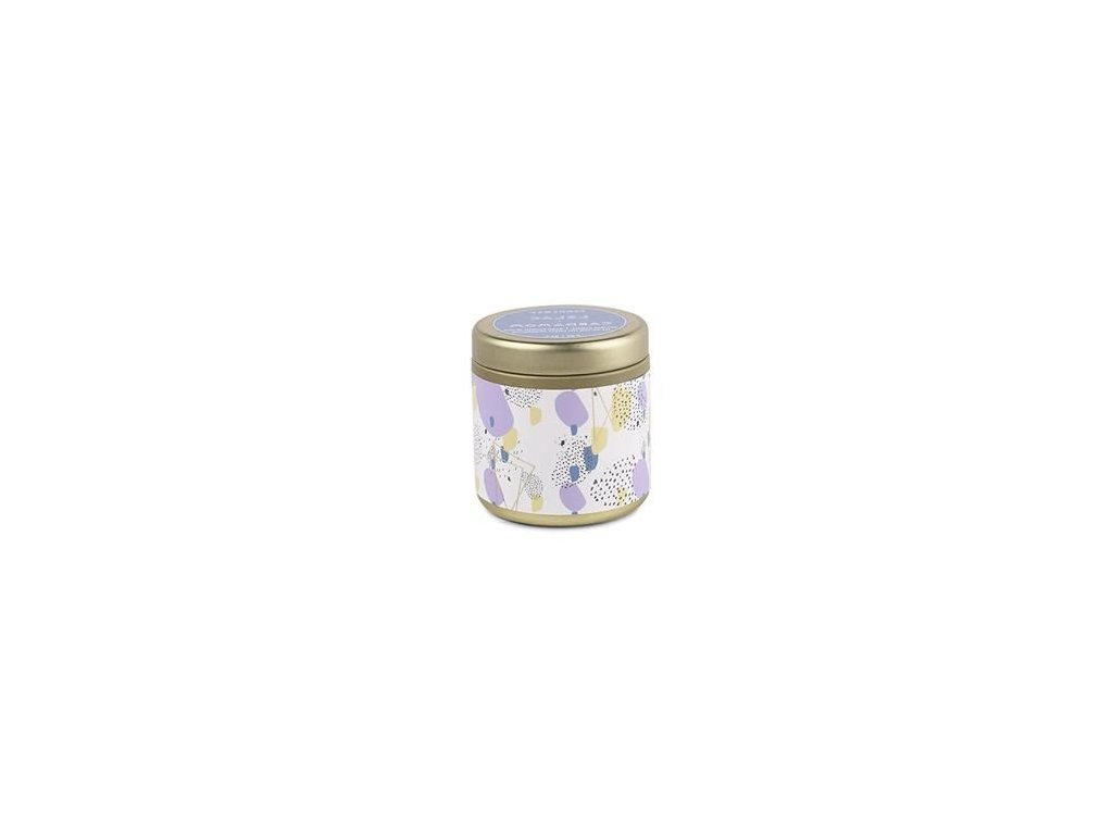Paddywax - vonná svíčka Kaleidoscope LILAC + CARDAMOM (Šeřík a kardamon) 85 g