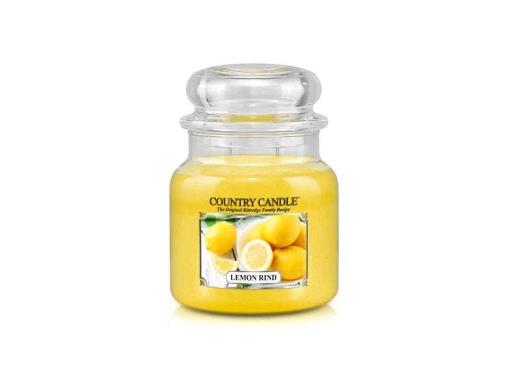 CC Lemon Rind střední
