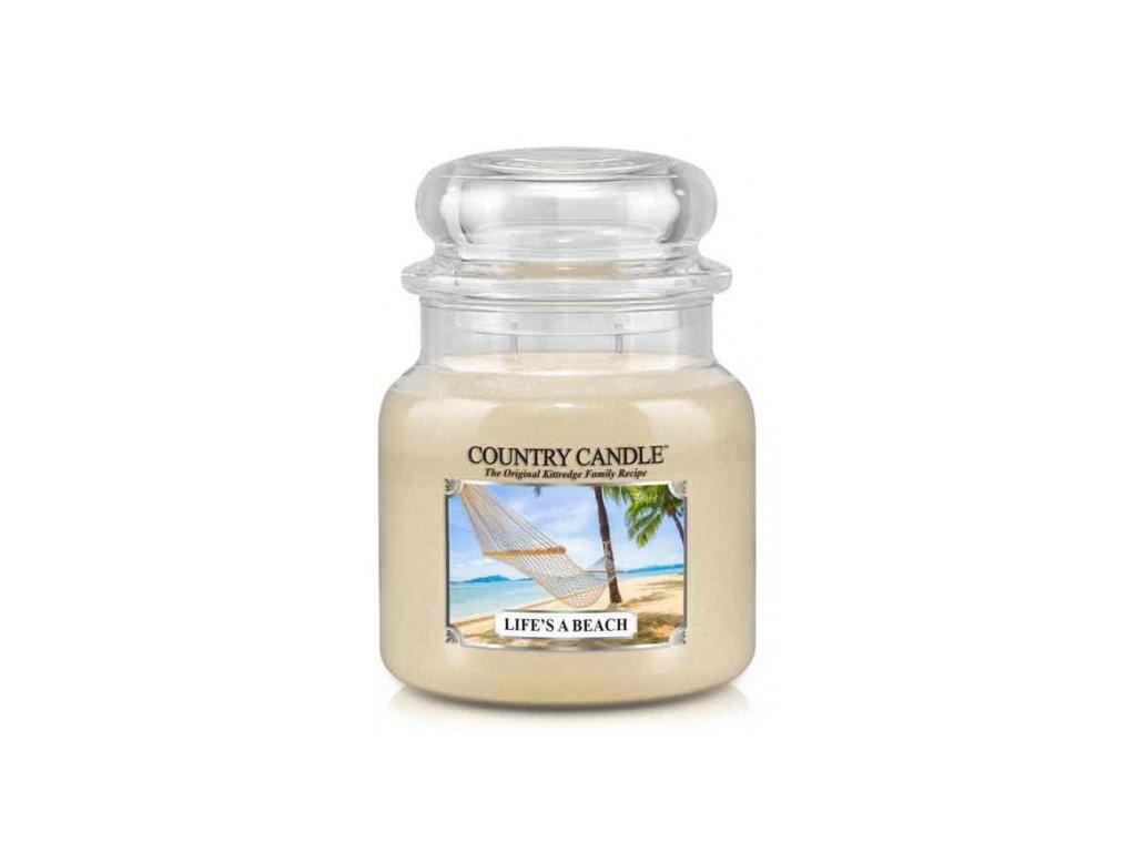 CC Life´s Beach střední
