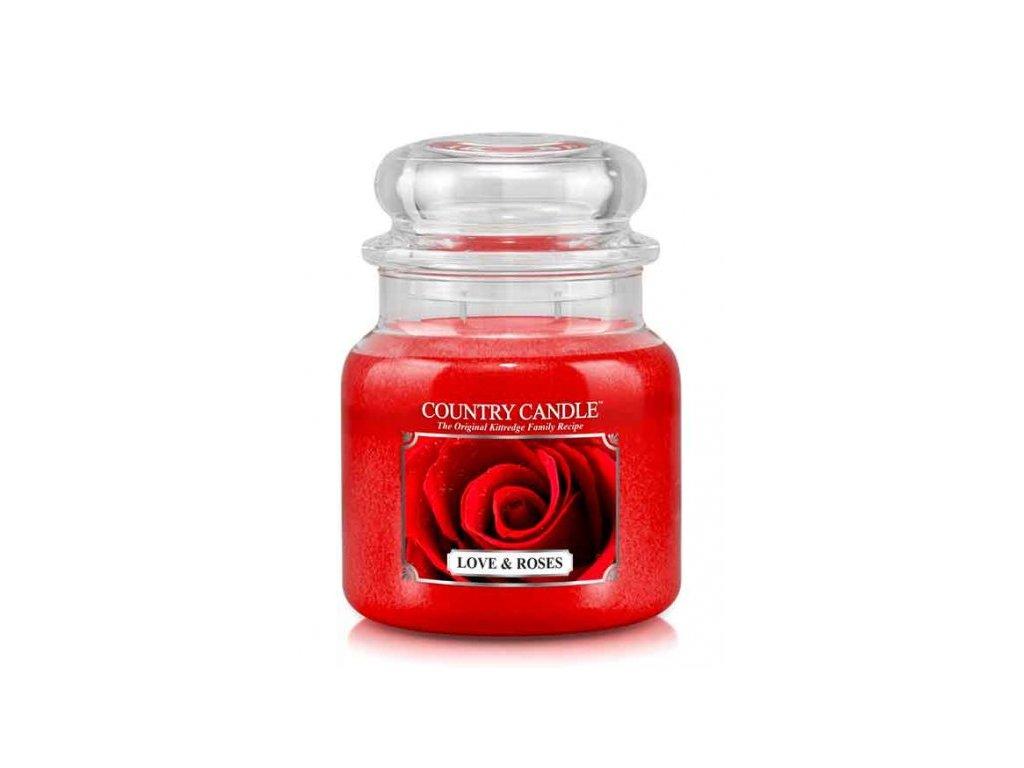 CC Love and Roses střední