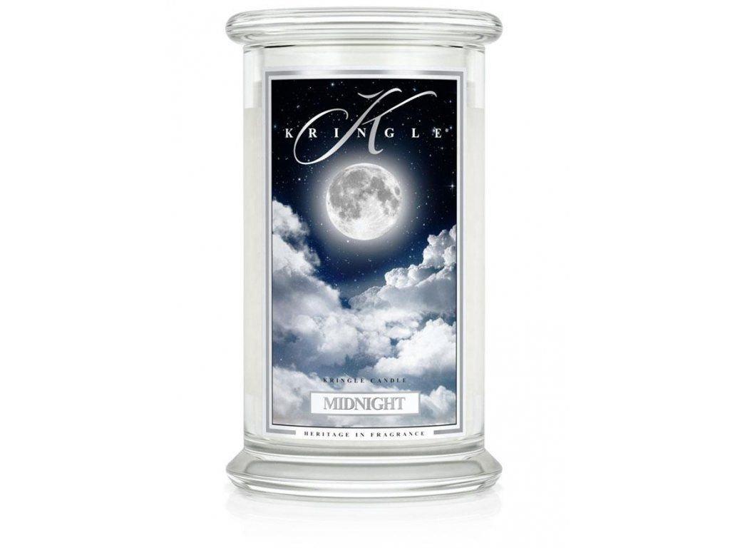 Kringle Candle - vonná svíčka MIDNIGHT (Úplněk) 624 g