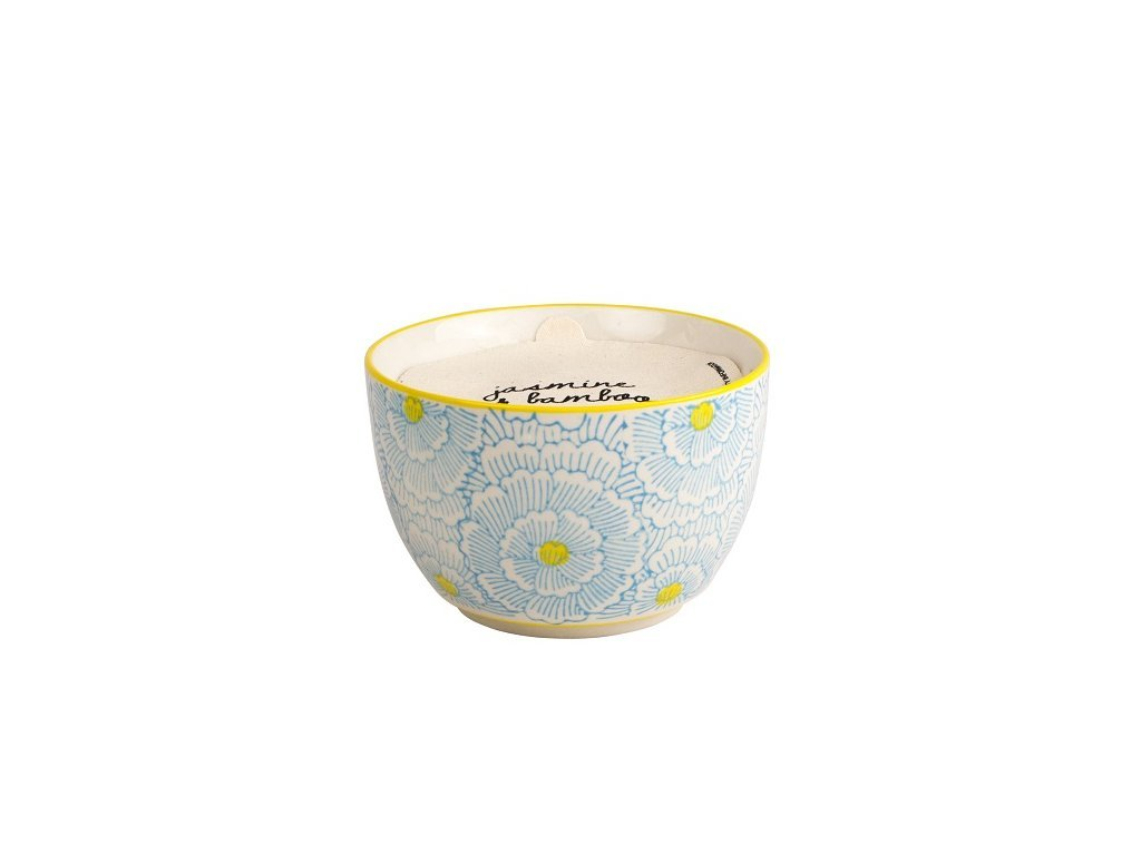 Paddywax – vonná svíčka JASMINE & BAMBOO (Jasmín a bambus) 354 g