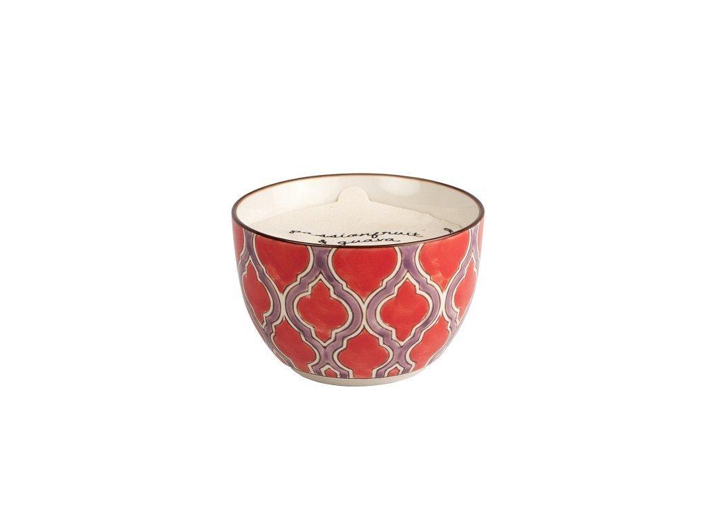 Paddywax – vonná svíčka PASSIONFRUIT & GUAVA (Marakuja a kvajáva) 354 g