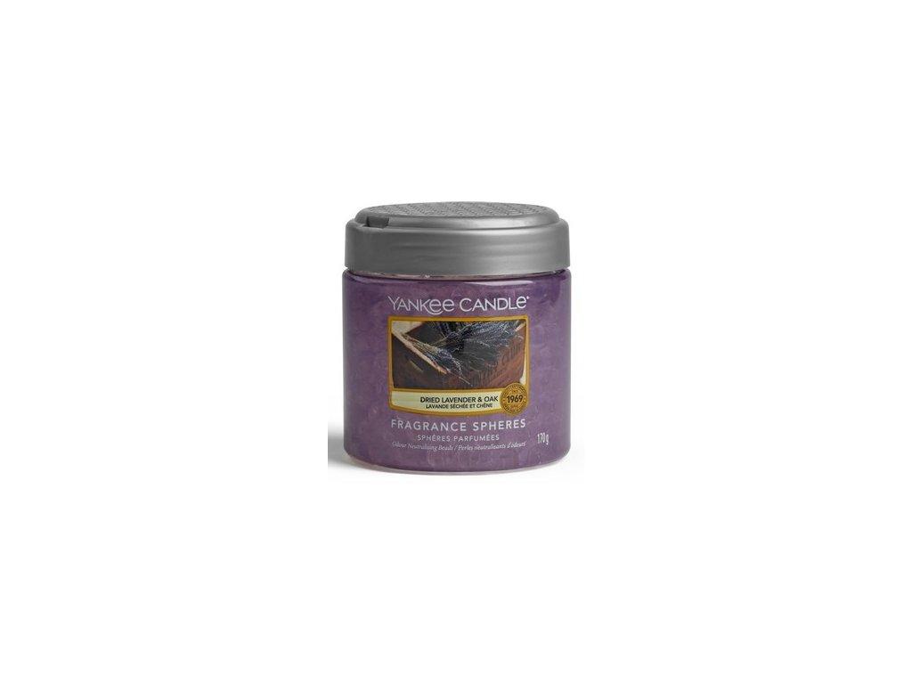 Y.C. Dried Lavender & Oak vonné perly
