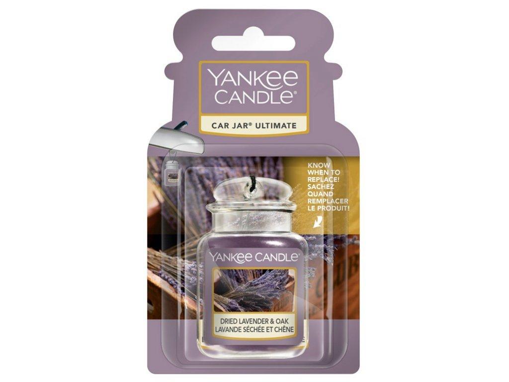 Gelová visačka Y.C. Dried lavender and oak