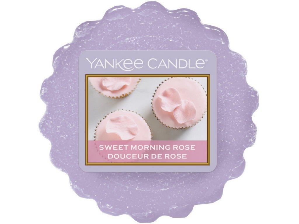 Y.C. Sweet morning rose
