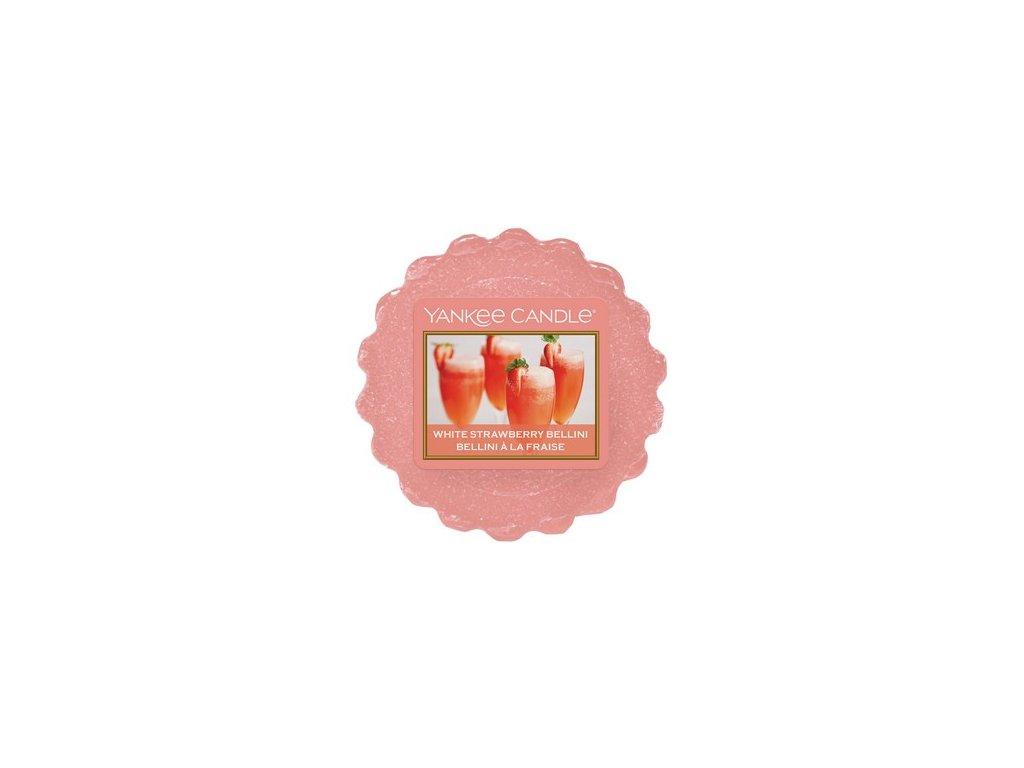Y.C. White Strawberry Bellini vosk