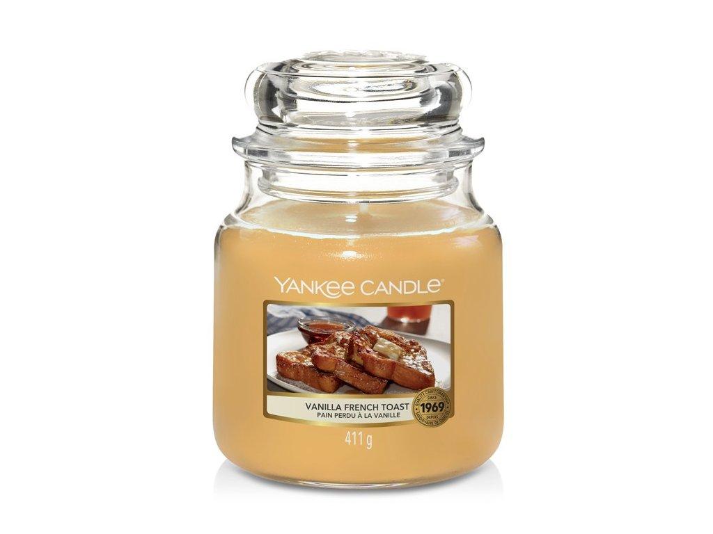 Vanilla French Toast střední