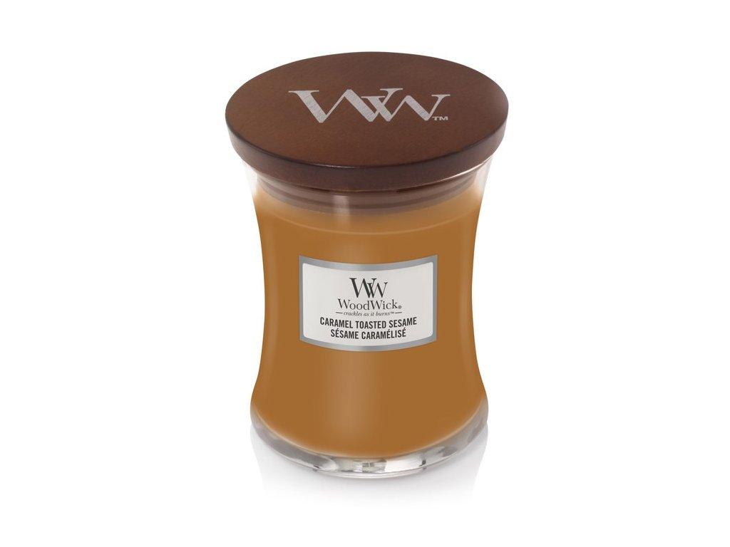 WW Caramel Toasted Sesame střední ořez
