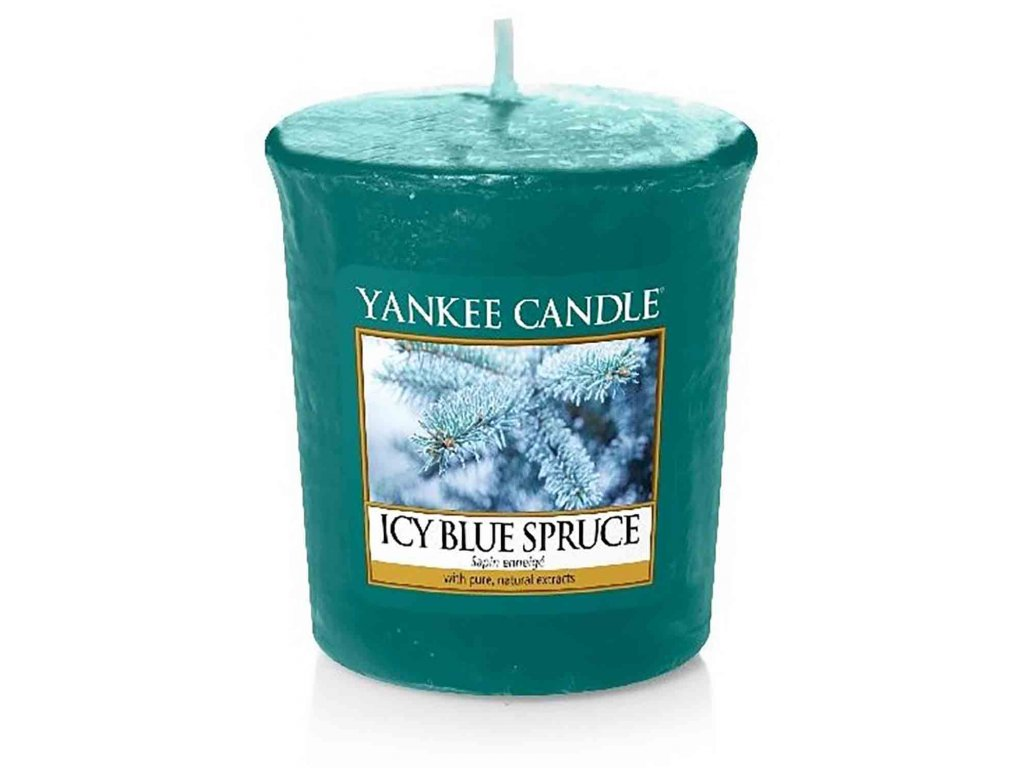 Yankee Candle votiv Icy Blue Spruce