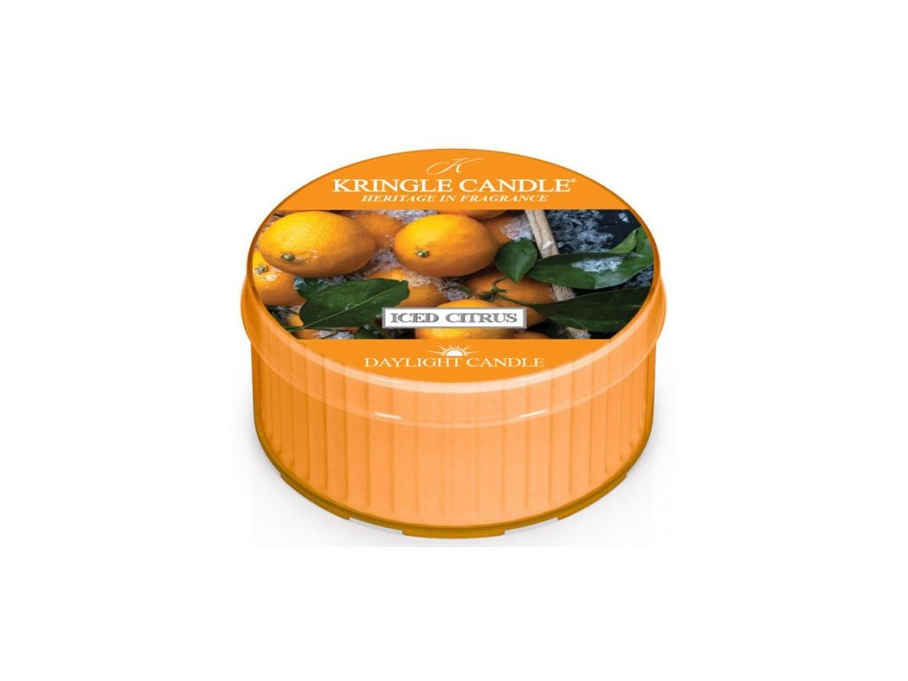 Iced Citrus
