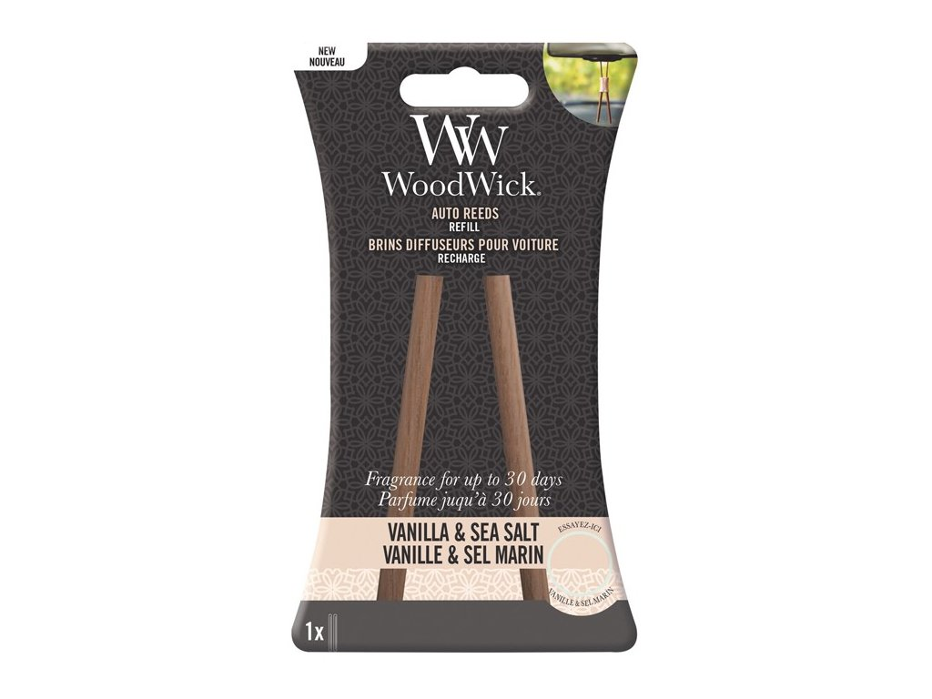 WW náhradní tyčinky Vanilla and Sea Salt
