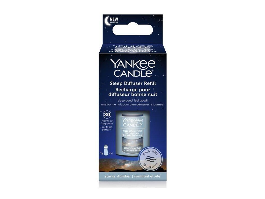 Yankee Candle - difuzér STARRY SLUMBER (Spánek pod hvězdami)