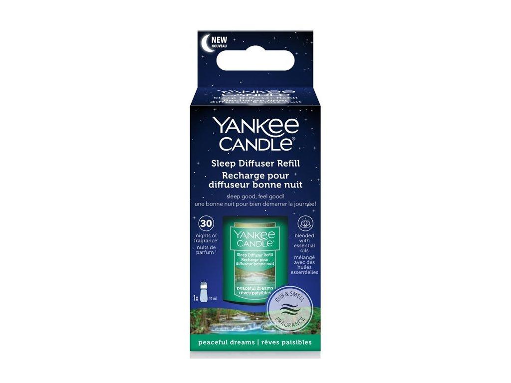 Yankee Candle - difuzér PEACEFUL DREAMS (Klidné sny)
