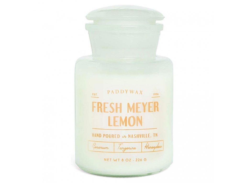 Fresh Meyer Lemon