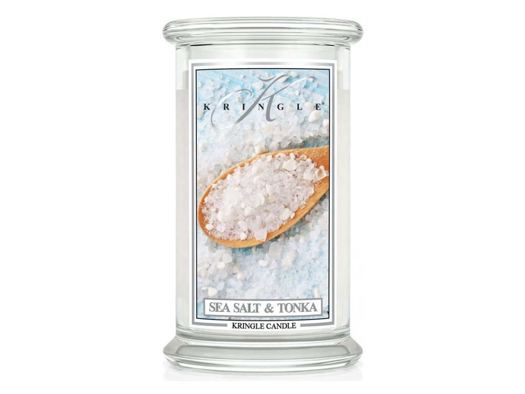 Sea Salt and Tonka