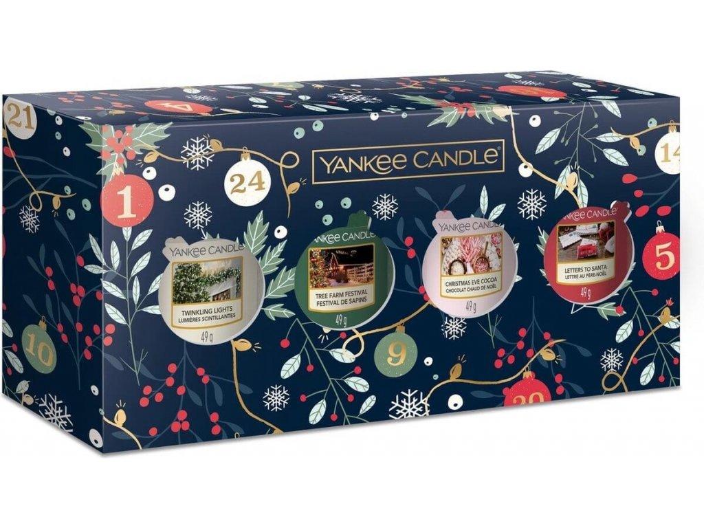 yankee candle darkova sada votivnich svicek countdown to christmas 2021 1 14810881133236