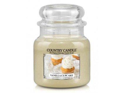 CC Vanilla Cupcake střední
