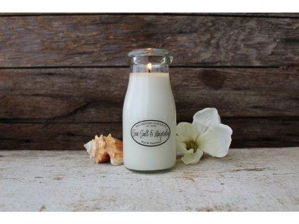 MK sea salt and magnolia