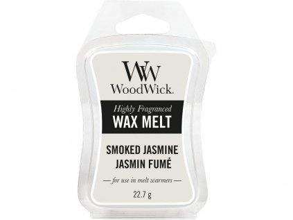 WoodWick - vonný vosk SMOKED JASMINE  (Kouřový jasmín) 22 g