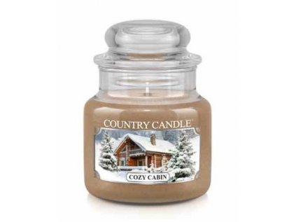 CC Cozy Cabin malá