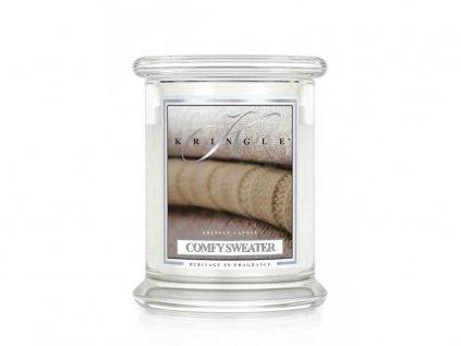 Kringle Candle Comfy Sweater střední 411 g