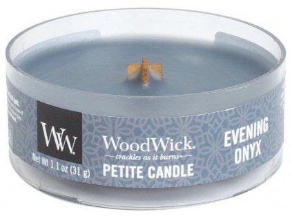 WoodWick - vonná svíčka EVENING ONYX (Večerní onyx) 31 g