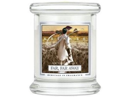 Kringle candle - vonná svíčka FAR, FAR AWAY (Převeliké dálky) 127 g
