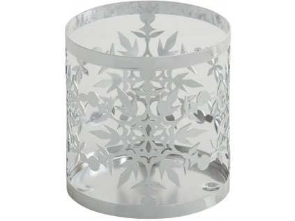 Yankee Candle - kovový svícen na svíčku TWINKLING SNOWFLAKE