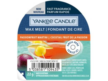 YC Passionfruti martini vosk