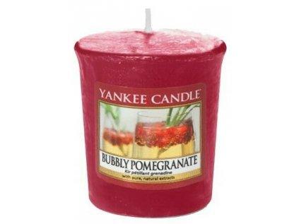 Bubbly Pomegranate