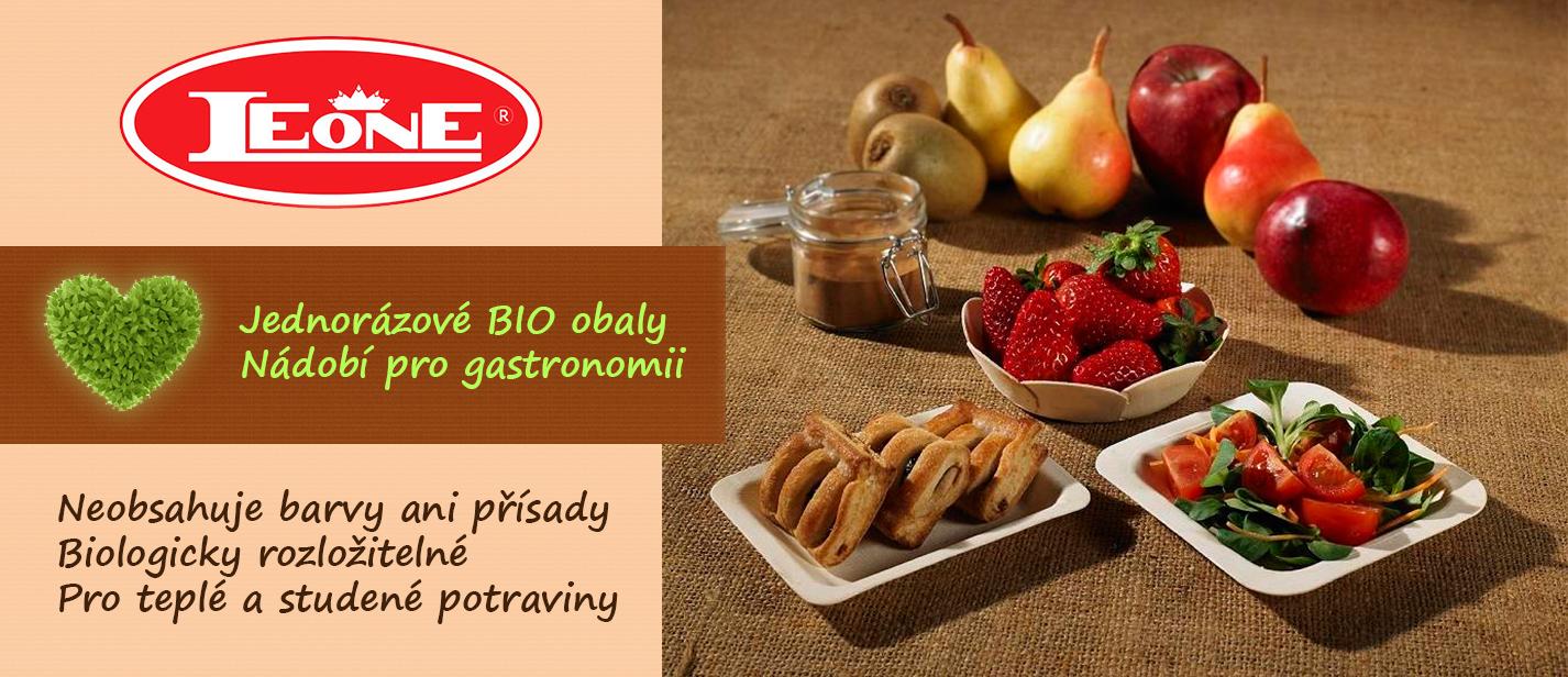 LEONE - zdravotně nezávadné nádobí najedno použití | Candola.cz