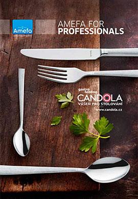 CANDOLA_Amefa_pro_profesionaly_katalog_2019_titulka