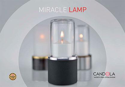 CANDOLA_Miracle_lampicky_katalog_2019_titulka