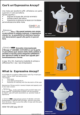 CANDOLA_Ancap_kavovary_na_espresso_katalog_2020_titulka