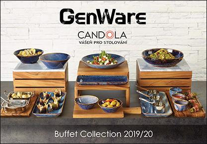 CANDOLA_GenWare_bufet_katalog_2019-2020_titulka