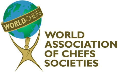 WorldChefs Logo Colour